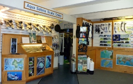 Dive Gear for Rent, Sale, and repair