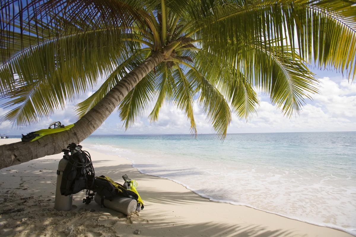 Beach Scuba Diving